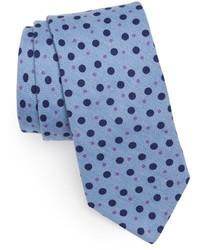 London dot cotton tie medium 610952
