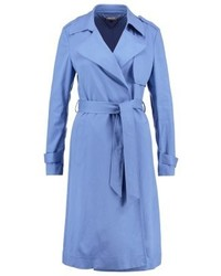 Beatha trenchcoat blue medium 4000232