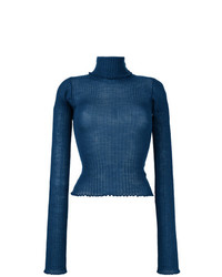 MM6 MAISON MARGIELA Roll Neck Pullover