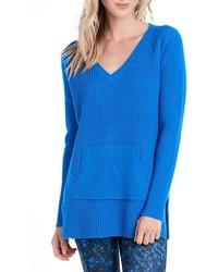 Lole Jaden Waffle Knit Sweater