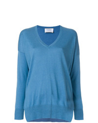 Snobby Sheep Long V Neck Jumper