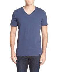 AG Jeans Ag Commute V Neck T Shirt