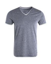 Basic t shirt navy medium 4159188