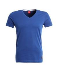 Basic t shirt ultramarin medium 4159653