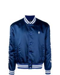 Blue Varsity Jacket