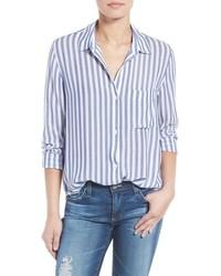 Aly lightweight stripe shirt medium 1342872