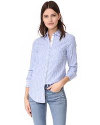 Rag & Bone Jean Stripe Classic Shirt