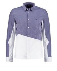 Mimir slim fit shirt navy medium 3777821