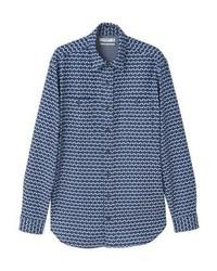 Shirt blue medium 4159899
