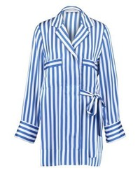 Lanfi shirt natural blue medium 3939139