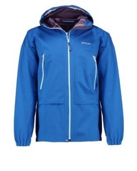 Breakout hardshell jacket greek blue medium 3833600