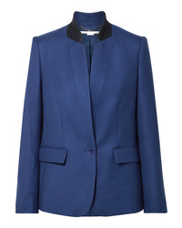 Stella McCartney Ingrid Wool Piqu Blazer