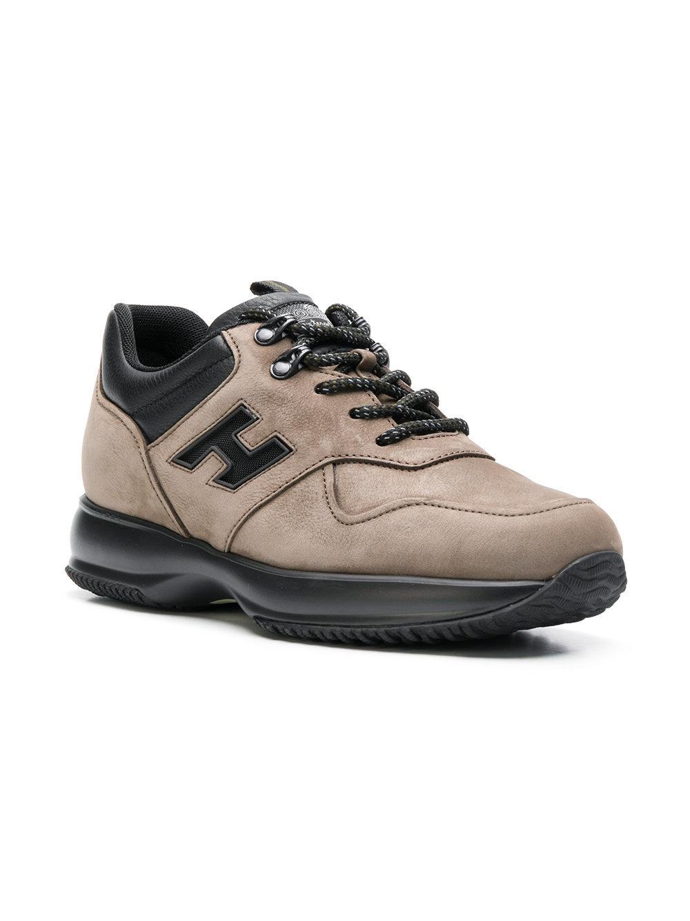 afcb174900a Hogan Interactive Sneakers, £147   farfetch.com   Lookastic UK