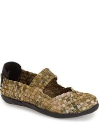 Bernie Mev. Cuddly Mary Jane Shoe