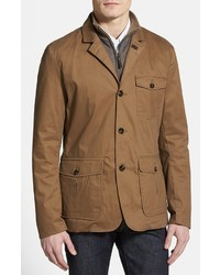 Ted Baker London Greleaf Faux Layer Coat