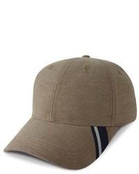 Ben Sherman Top Dyed Oxford Baseball Cap