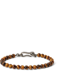 Tigers-eye bracelet Bottega Veneta
