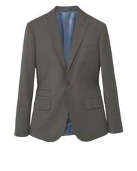 London suit jacket brown medium 3775968