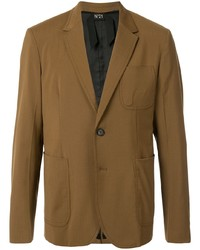 N°21 N21 Classic Fitted Blazer