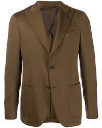 Dell'oglio Plain Regular Fit Blazer