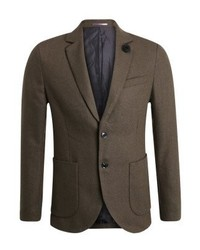 Pier One Suit Jacket Oliv