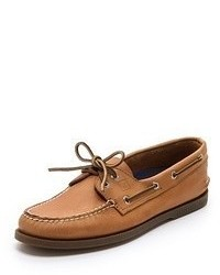 Brown boat shoes original 522342