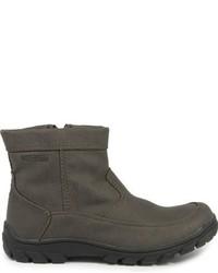 Florsheim Boys Trektion Zip Jr Faux Fur Lined Boot