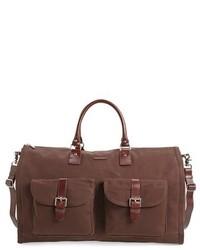 Canvas gartduffel bag grey medium 412763