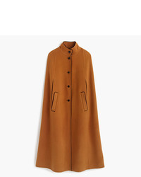 J.Crew Collection Wool Cashmere Cape