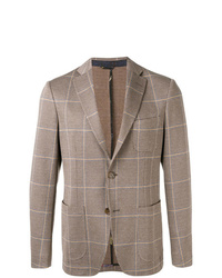 Etro Formal Check Blazer
