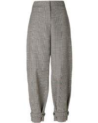 Stella McCartney Lexi Prince Of Wales Checked Trousers
