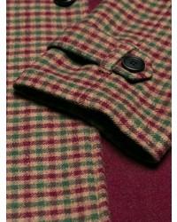 Prada Concealed Front Coat