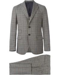 Eleventy Checked Suit