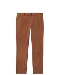 Gucci Slim Fit Cotton Drill Trousers