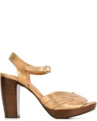 Chunky heel sandals medium 519191