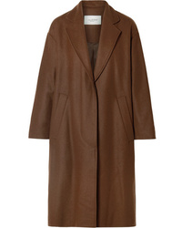 Isabel Marant Etoile Cody Oversized Wool Blend Coat