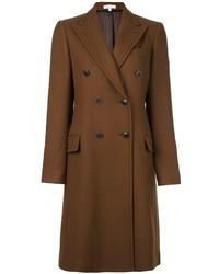 Double breasted coat medium 803629