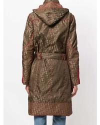 Christian Dior Vintage Hooded Coat