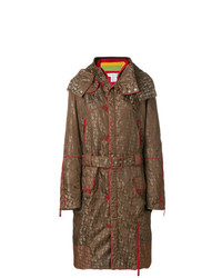 Christian Dior Vintage Hooded Coat