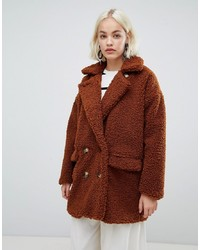 Gestuz Teddy Bear Coat