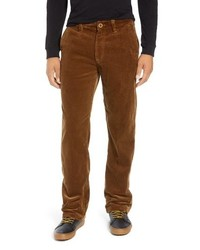Brown Corduroy Chinos