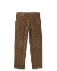 Lardini Stretch Cotton Corduroy Trousers