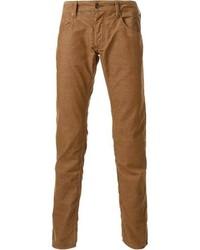 Corduroy slim fit trousers medium 93884