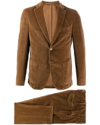 Brown Corduroy Suit