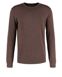 Jumper dark brown medium 3766626