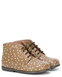 Pépé Pp Star Print Boots