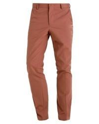 Ex coloured suit trousers light redbrown medium 4159540