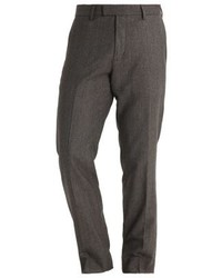 Trousers flannel taupe medium 4209532