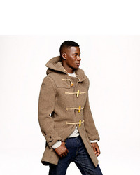 J.Crew Harbour Duffle Coat In English Wool | Where to buy & how to ...