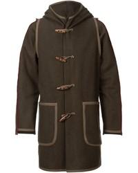 Miharayasuhiro Mihara Yasuhiro Hooded Duffle Coat